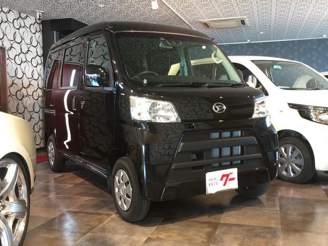 ダイハツ クルーズ ターボSAIII ナビ ETC 4WD