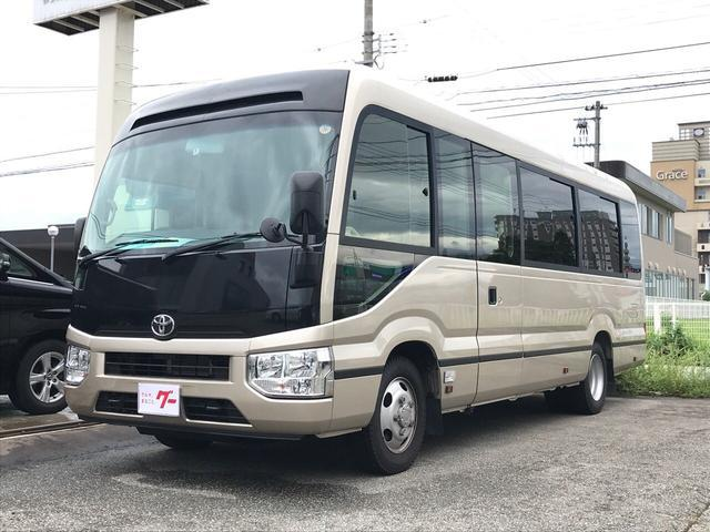 トヨタ GXターボ 29人乗り特別仕様 ナビ ETC バックカメラ