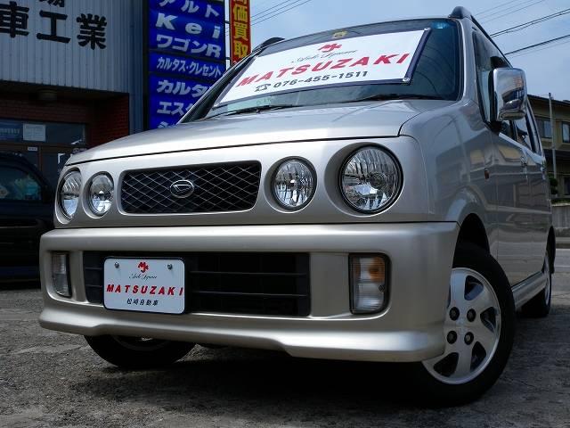 ダイハツ カスタム 4WD AT車