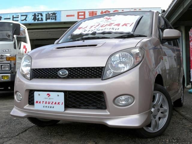 ダイハツ R 4WD ターボ 4AT