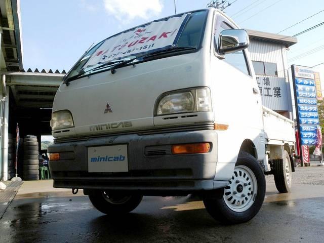三菱 ミニキャブトラック  (なし)