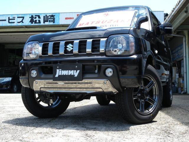 スズキ ランドベンチャー 4WD 4AT 届出済未使用車