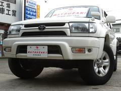 ハイラックスサーフSSR−X ホワイトプレミアム 4WD 禁煙車 ETC