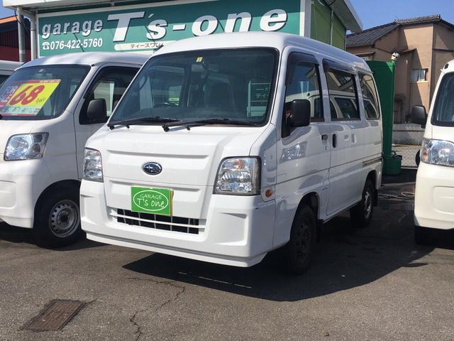 スバル 660 トランスポーター CD キーレス 4WD