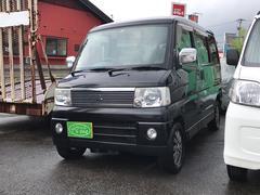 タウンボックスRXターボ ナビ&TV 4WD フロア4AT エアコン