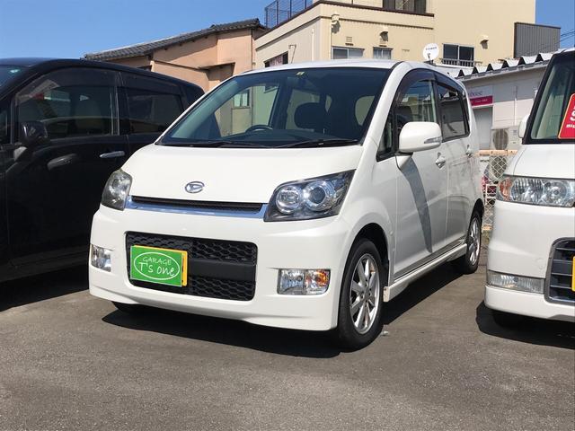 ダイハツ カスタム Xリミテッド 軽自動車 インパネCVT エアコン