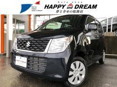 ワゴンRFX 運転席シートヒーター ストラーダナビ付 ワンセグTV