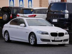 BMW528i ハイラインエアロパッケージ 19AW SR 黒革
