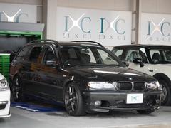 BMW325iツーリング Mスポーツ RAYS18AW ナビ地デジ