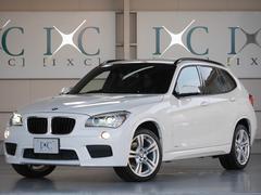 BMW X1xDrive 20i Mスポーツ HDDナビ地デジBカメラ付