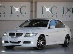 BMW335i エアロパッケージ 19AW 黒本革 純正HDDナビ