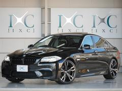BMW523i ハイライン M5仕様 20インチAW サンルーフ付