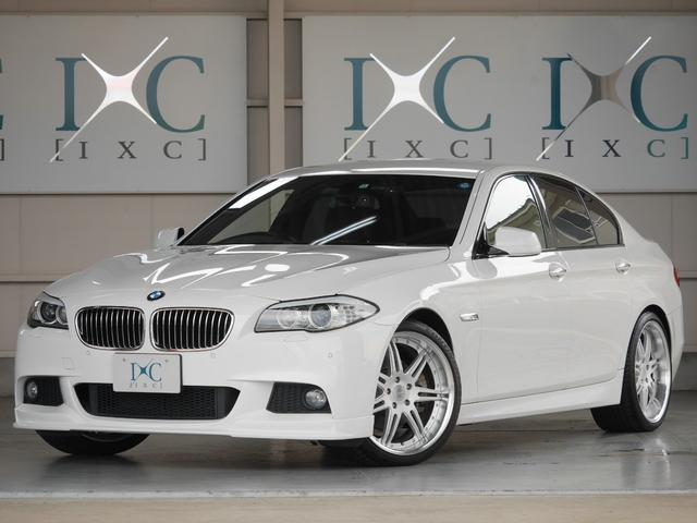 BMW 523d Mスポーツ HDDナビTV WORK20AW