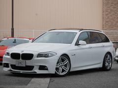 BMW528iツーリング Mスポーツ パノラマルーフ 19AW