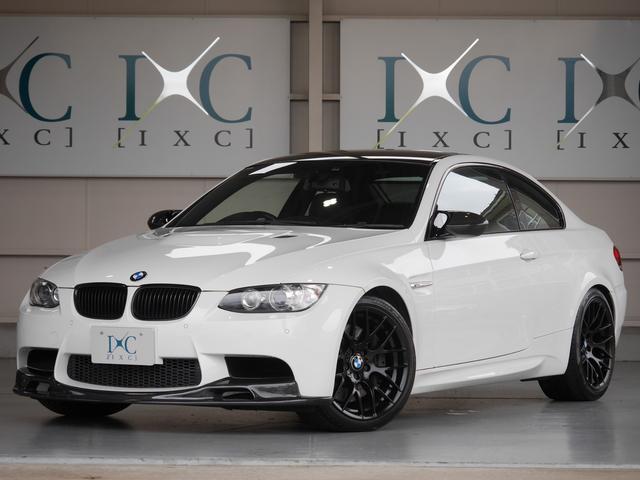 BMW M3クーペ 7速DCT HDDナビBカメラ カーボンリップ