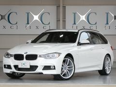 BMW320ixDriveツーリングMスポーツナビTV新品19AW