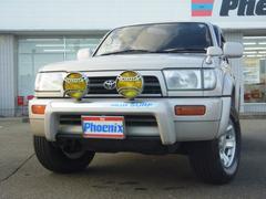 ハイラックスサーフSSR−X ワイド4WD ディーゼルターボ背面Tフォグランプ