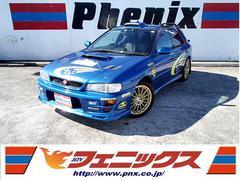 インプレッサスポーツワゴンWRX STiバージョンVI リミテッド500台限定レプリカ