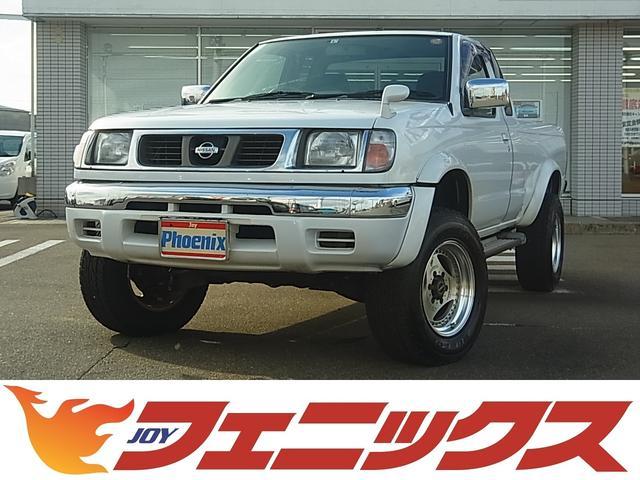 日産 キングキャブAX4WD ワンオーナーHIDライトETCアルミ