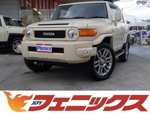 トヨタ ファイナルエディション4WD 1オーナーX-REAS純正ナビ