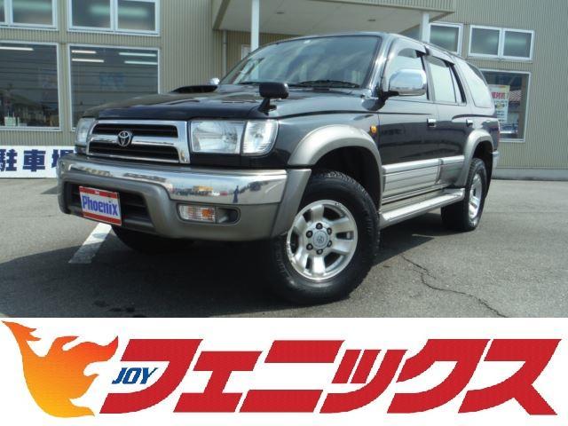 トヨタ SSR-XVセレクション切替4WDディーゼルターボHDDナビ
