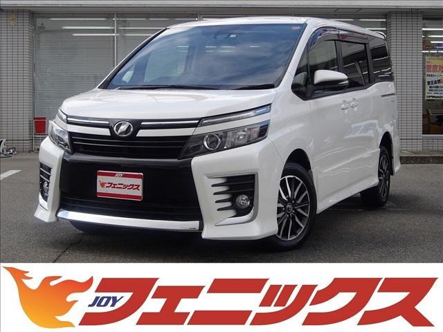 トヨタ ZS 4WD セーフティセンス ナビTV 両側パワスラ