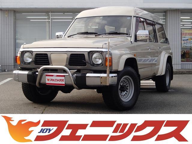 日産 グランロード4WD 1オーナーディーゼル5速MTドラレコ