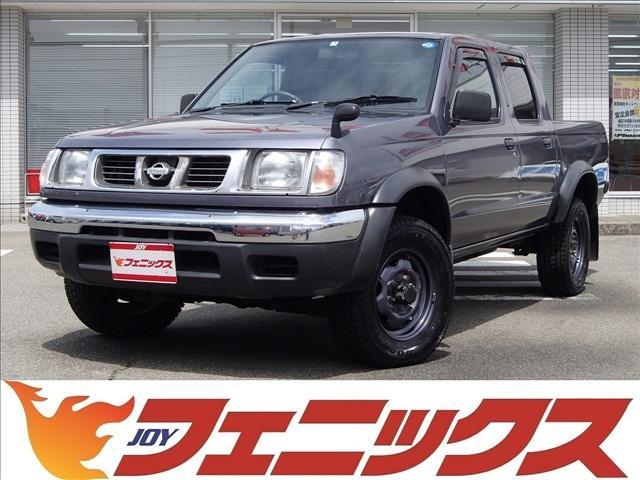 「日産」「ダットサン」「SUV・クロカン」「富山県」の中古車