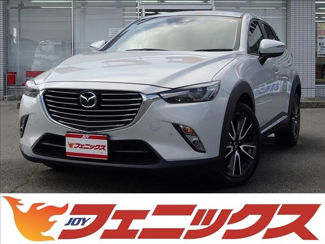 マツダ XDツーリングLパッケージ4WD BOSEサウンド純ナビTV