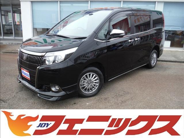 トヨタ エスクァイア Gi ブラックテーラード 4WD ナビTV セーフティセンス