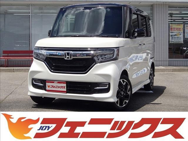 ホンダ G・EXターボホンダセンシング4WD 8型フルセグナビ後席M