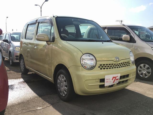 ダイハツ L グー鑑定車 CD