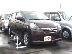ミライースX メモリアルエディション グー鑑定車 ETC