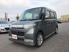 タントカスタムX ナビ フルセグTV 軽自動車 ETC 4AT