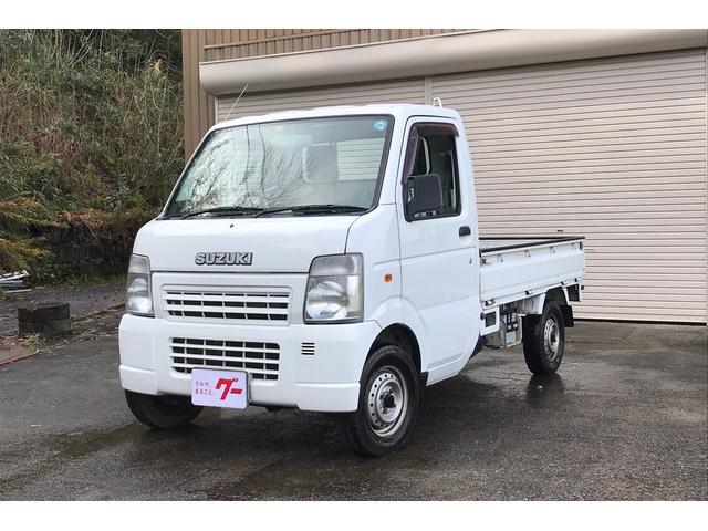 スズキ KCエアコン・パワステ MT 修復歴無 軽トラック