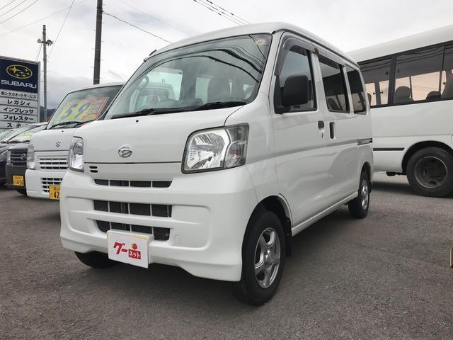 ダイハツ 4WD エアコン 5MT 軽バン ナビ AW CD