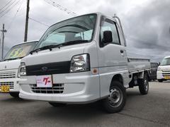 サンバートラック4WD エアコン 5MT 軽トラック