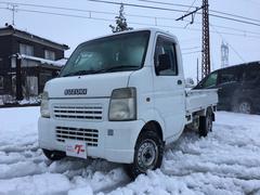 キャリイトラックKC 5MT 4WD エアコン パワステ
