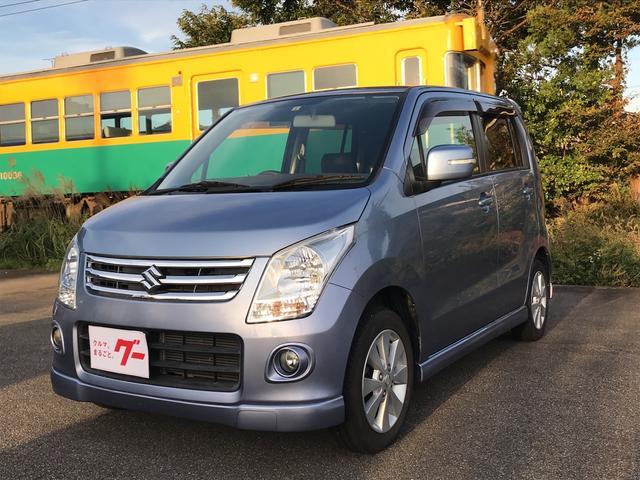 スズキ FX-Sリミテッド TV ナビ 軽自動車 4WD