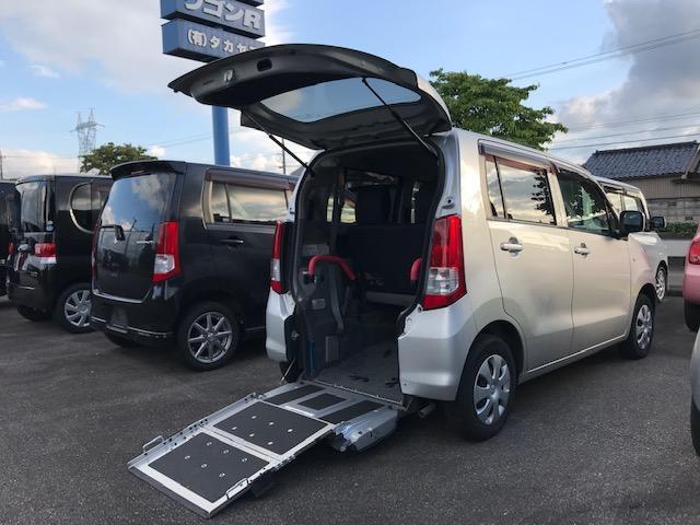 スズキ 福祉車両 車椅子移動スローパー フル装備 キーレスエントリー