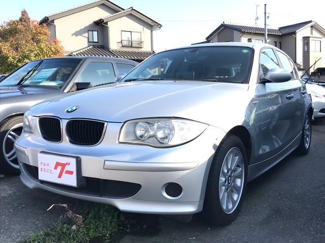 BMW 116i ナビ スマートキー 純正アルミホイール