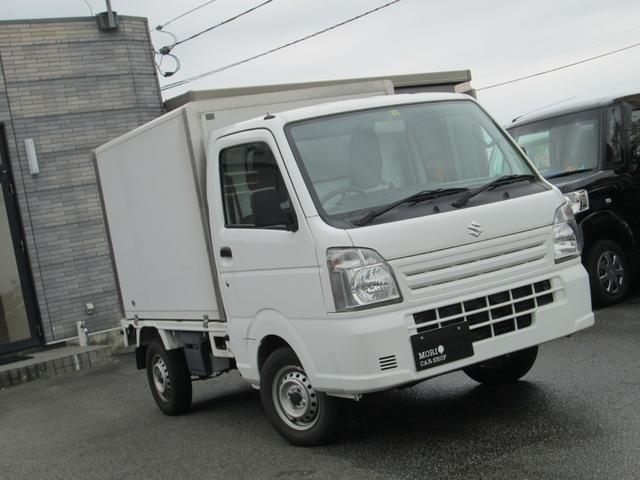 スズキ トラック660冷凍車1WAY 4WD ー5℃設定