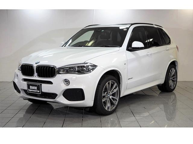 BMW X5 35d Mスポーツ LEDライト 20インチホイール...