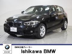 BMW118d スポーツ 純正HDDナビ スポーツシート