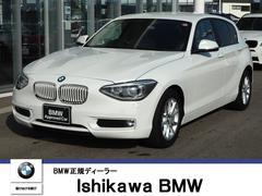 BMW116i スタイル 地デジTV HDDナビ Bカメラ ETC