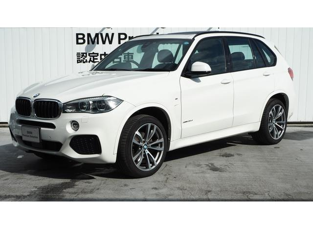 BMW xDrive 35d Mスポーツ 3列シート 認定中古車