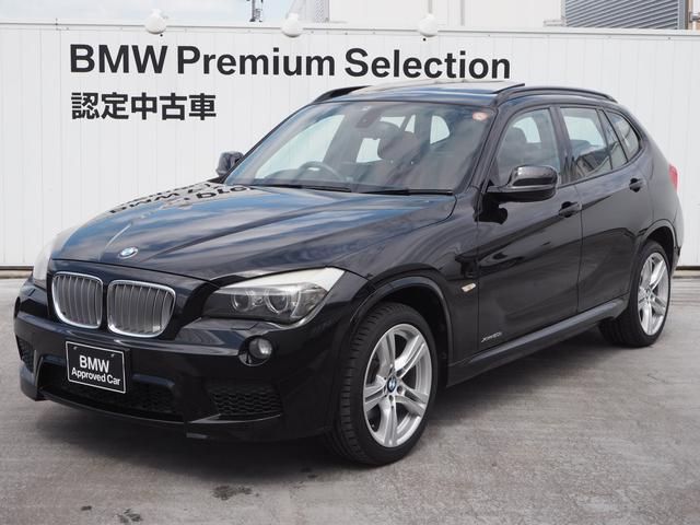 BMW xDrive 20i Mスポーツ 茶革シート サンルーフ