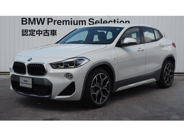 BMW sDrive 18i MスポーツX 登録済み未使用車