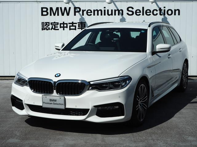 BMW 523dツーリング Mスポーツ デモカー LED 19AW