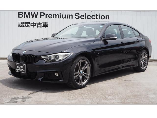 BMW 420iグランクーペスタイルエッジxDrive 黒革 ACC